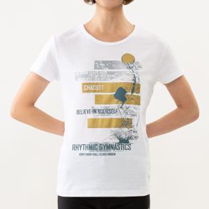 【チャコット 公式(chacott)】RG「Believe」Tシャツ
