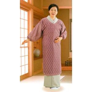 茶道具四季の彩着物用エプロン