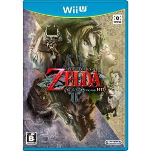 (WiiU)ゼルダの伝説 トワイライトプリンセス HD