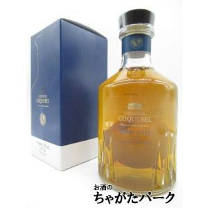 林檎が瓶の中に丸ごと入ったカルバドスです。 マイルドでフルーティーな味わいが特徴です。  【CALV...