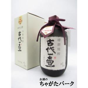 【ギフト】 六調子酒造 古代一壺 全量古酒 箱付き 球磨焼酎 38度 720ml|chagatapark