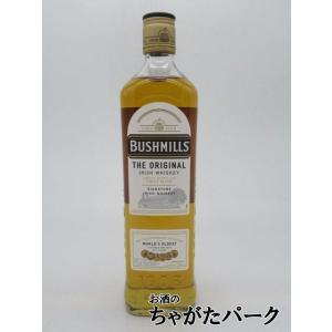 世界最古のウィスキー蒸留所の伝統をほこるブッシュミルズ蒸留所のスタンダード品。 麦芽を100%使用し...
