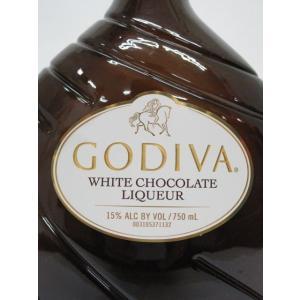 [にっこりご奉仕品] ゴディバ ホワイトチョコレート 750ml chagatapark 02