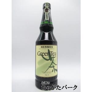 ヘルメス グリーンティー 緑茶 (サントリー) 25度 720ml