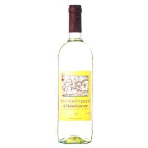 750ミリ  モンテフィアスコーネに伝わる逸話にまつわる葡萄酒。  味わいはすっきりした軽めの辛口で...