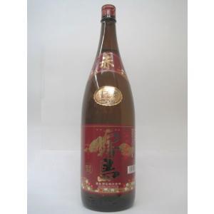 [にっこりご奉仕品] 霧島酒造 赤霧島 芋焼酎 1800ml|chagatapark