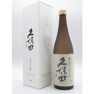 久保田 萬寿 純米大吟醸 720ml