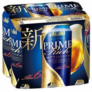 アサヒ クリアアサヒ プライムリッチ 500ml×6缶パック