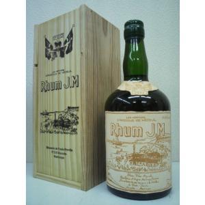 ラム J.M 1993 (JM) 木箱入り 45.8度 700ml
