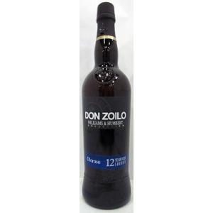 ドンゾイロ オロロソ 12年 (ウィリアム&ハンバート) 750ml
