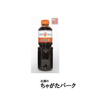 岡山発!タテソース お好み焼ソース ペットボトル 500ml (豊島屋)