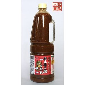 岡山発!タテ印 ホルモン焼のたれ 業務用サイズ 2.15kg (豊島屋)