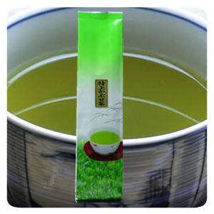 【エコファーマー】伊勢特上かぶせ茶(松)(冠茶)200g袋入【伊勢茶/エコファーマー/産地直送/お取り寄せ】|chagokorochaya