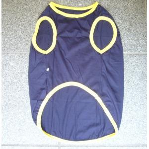 (犬服 ネコポス便)10号 Tシャツ F・B・I  (激安 ドッグウェア Tシャツ) chaidee-wanwan 02