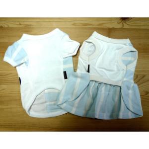 (犬服ネコポス便 )マリンデザイン Tシャツ&ワンピース 4号(激安 ドッグウェア Tシャツ)|chaidee-wanwan|04