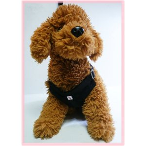 【ハーネス&リード】【ネコポス便】【数量限定】【冬仕様】胸当てパット・(ブランド風)【小型犬用】|chaidee-wanwan