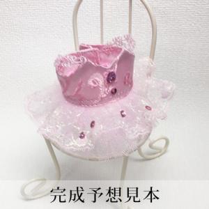 Kit プティコスチューム -フリル- お人形に着せれるミニチュア衣装を手作りできます! chaines-couture 02