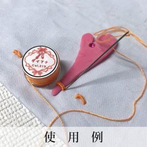 Pret アグラフフィル -ガムザッティ- ムシ作製用の丈夫な糸|chaines-couture|02