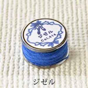 Pret アグラフフィル -ジゼル- ムシ作製用の丈夫な糸|chaines-couture