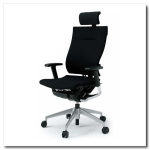イトーキ オフィスチェア スピーナ クロスバッククロスシート エクストラハイバックアジャスタブル肘付 ベースカラーシルバー KE-727GP-Z5|chairkingdom