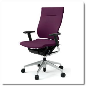 イトーキ オフィスチェア スピーナ クロスバッククロスシート ハイバックアジャスタブル肘付 ベースカラーシルバー KE-717GP-Z5|chairkingdom