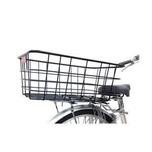 自転車 リアスーパージャンボバスケット リアカ...の詳細画像2