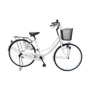 本州送料無料 自転車 26インチ 24インチ ソフィクラブ ブロックライト 軽快ママチャリ|chalinx