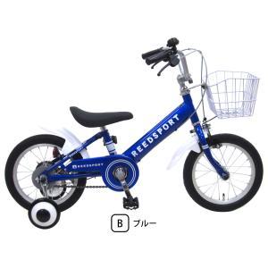 幼児用自転車 補助輪 自転車 14インチ 16...の詳細画像1