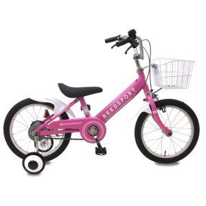 幼児用自転車 補助輪 自転車 14インチ 16...の詳細画像3