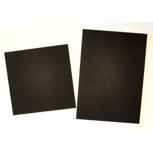 チョークアート専用 ブラックボードA4(210mm×297mm) 厚さ2.5ミリ なめらかな書き心地 画像右です!!|chalkart