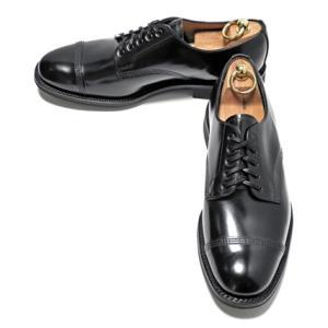 SANDERS(サンダース) ストレートチップ (Military Derby Shoe)|chamber