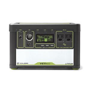 Goal Zero(ゴールゼロ) 大容量428Whリチウムイオン電池 Yeti Lithium 40...
