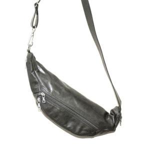 m0851 エム・ゼロ・エイト・ファイブ・ワン CB10 ANILINE CLASSIC BELT BAG クラシック アニリン レザー  (ボディ パック)セメント|chambray-store
