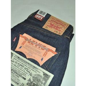 LEVI'S VINTAGE CLOTHING リーバイス ヴィンテージ クロージング LVC 501XX 1966 オリジナル デニム 【米国製】 chambray-store