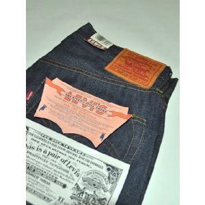 LEVI'S VINTAGE CLOTHING リーバイス ヴィンテージ クロージング LVC 501XX 1944 WWll オリジナル デニム 【米国製】 chambray-store