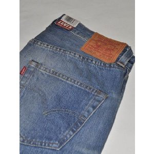 LEVI'S VINTAGE CLOTHING リーバイス ヴィンテージ クロージング LVC 501XX 1947 Tribute ダメージ デニム【トルコ製】】*SALE 30%OFF chambray-store