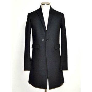 rewords/rewordsdesign リワーズデザイン CHESTER FIELD コート・ジャケット BLACK(ブラック)  *SALE 40%OFF chambray-store