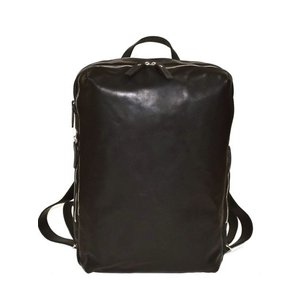 m0851 エム・ゼロ・エイト・ファイブ・ワン BP88 KINGDOM LEATHER LARGE BACKPACK BLACK キングダム レザー ラージ バックパック ブラック chambray-store