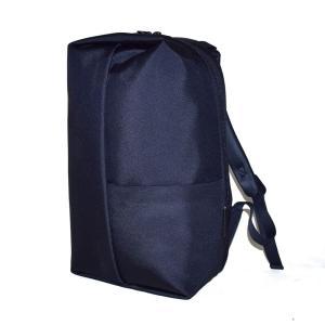 cote&ciel コートエシエル 2019 新作 SORMONNE 28780 ラックサック バックパック BALLISTIC Blue (ダーク・ブルー)|chambray-store