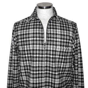 PENDLETON ペンドルトン Full Zip Spinnaker Shirt Japan Fit  Sir Walter Scott Tartan|chambray-store