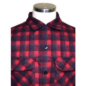 PENDLETON ペンドルトン 2016AW新作 BOARD Fitted オンブレ チェック シャツ 1965 Archive Red x Dark Red Ombre レッド x ダーク・レッド *SOLD OUT|chambray-store