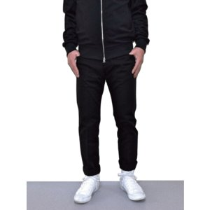 entre amis アントレアミ GAGA 5-POCKET COTTON STRETCH ストレッチ パンツ BLACK ブラック  *SALE 30%OFF chambray-store