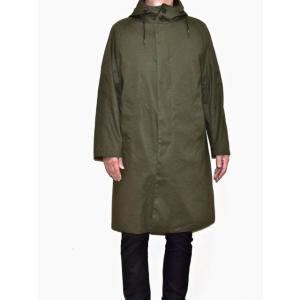 Traditional Weatherwear トラディショナル・ウェザーウェアー USK ライナー付 フーテッド・コート OLIVE DRAB (オリーブ) *SALE 40%OFF chambray-store