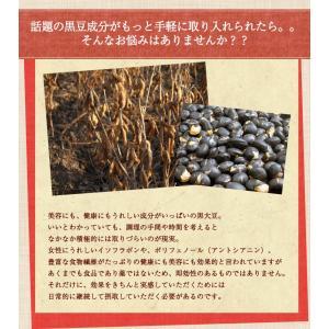 煎り黒豆 国産 120g 送料無料 北海道産 黒豆 chamise 05