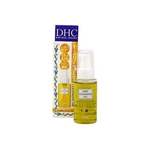 DHC 薬用ディープクレンジングオイル SS 70mL|champion-drug