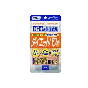 DHC ダイエットパワー 60粒(20日分)|champion-drug