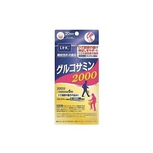 DHC グルコサミン2000 120粒(20日分)|champion-drug