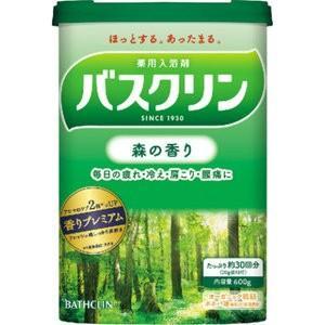 バスクリン 森の香り 600g(30回分)|champion-drug