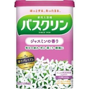 バスクリン ジャスミンの香り 600g(30回分)|champion-drug