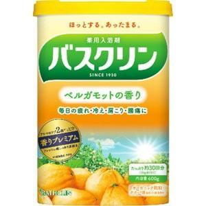バスクリン ベルガモットの香り 600g(30回分)|champion-drug